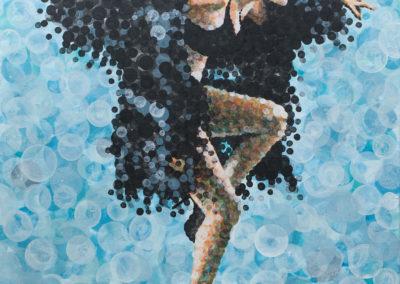Le flamant noir (Sharon Stone)