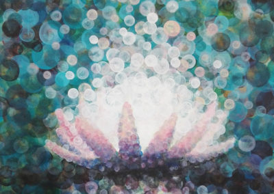 Le lotus de Janine