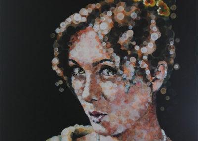 Tempo allegro (autoportrait)